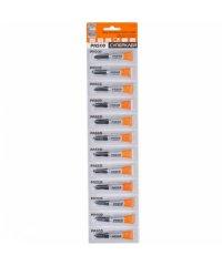 Суперклей Pasco 12 штук 041 серо-оранжевый