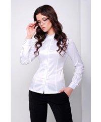 блуза Норма2 д/р белый