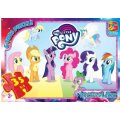 Пазлы 70 эл. G-Toys My little PONY MLP 013 (62) +постер