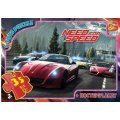 Пазлы 35 эл. G-Toys Need for Speed NFS 01 (62) +постер