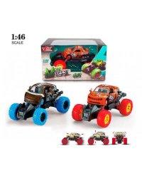 Машинка  MY 66-Y 1183-4 (144/2) 2 цвета, в коробке