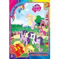 Пазлы 70 эл. G-Toys My little PONY MLP 011 (62) +постер