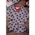 Пижама для девочек Капелька 9802-024