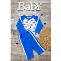Комплект для мальчика (Кофта и штаны) 9957-009