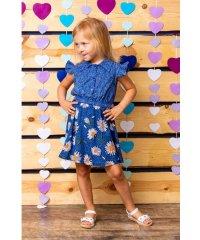 Платье для девочки 6026-002