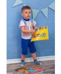 Комплект для мальчика (Футболка и шорты) 9834-001-33