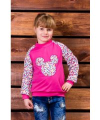 Джемпер для девочек Нежность 9228-043-22