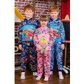 Пижама детская на 2 кнопках 9637-024-33V