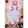 Пижама для девочек 9576-002