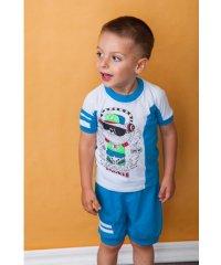 Комплект для мальчика (Футболка и шорты) 9887-001-33