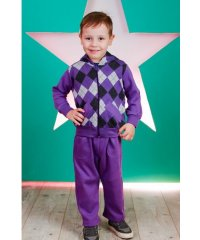Костюм для мальчика (Кофта и Штаны) 9862-046