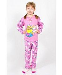 Пижама для девочек Капелька 9802-024-33