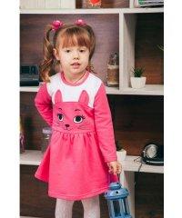 Платье для девочек Кошечка 9154-023-33