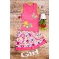 Борцовка и юбка для девочек 9914-002-33