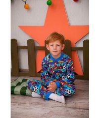 Пижама детская на 2 пуговицах 9637-002V