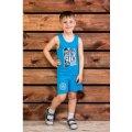 Борцовка и шорты детские 9608-001-33