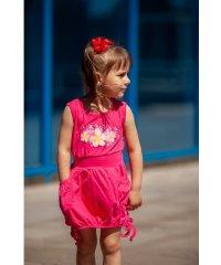 Платье для девочек 9602-001-33