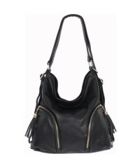 Сумка-рюкзак женская №16657 Чёрный