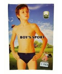 "Плавки для мальчиков "" ШанТао "",G/8100"