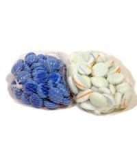Марблс - стеклянные шарики для декора №103