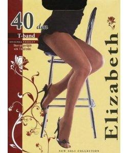 Колготки Elizabeth 40 den Т-band