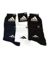"""Мужские носки """" Adidas """" МК/Кит"""