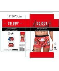 """Боксеры мужские """" CD.Boy """" Y5201"""