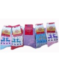 """Шерстяные женские носки """"Q&S"""" Сен1420"""