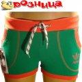 """Спортивные шорты женские """" Adidas """" МК/Шт"""