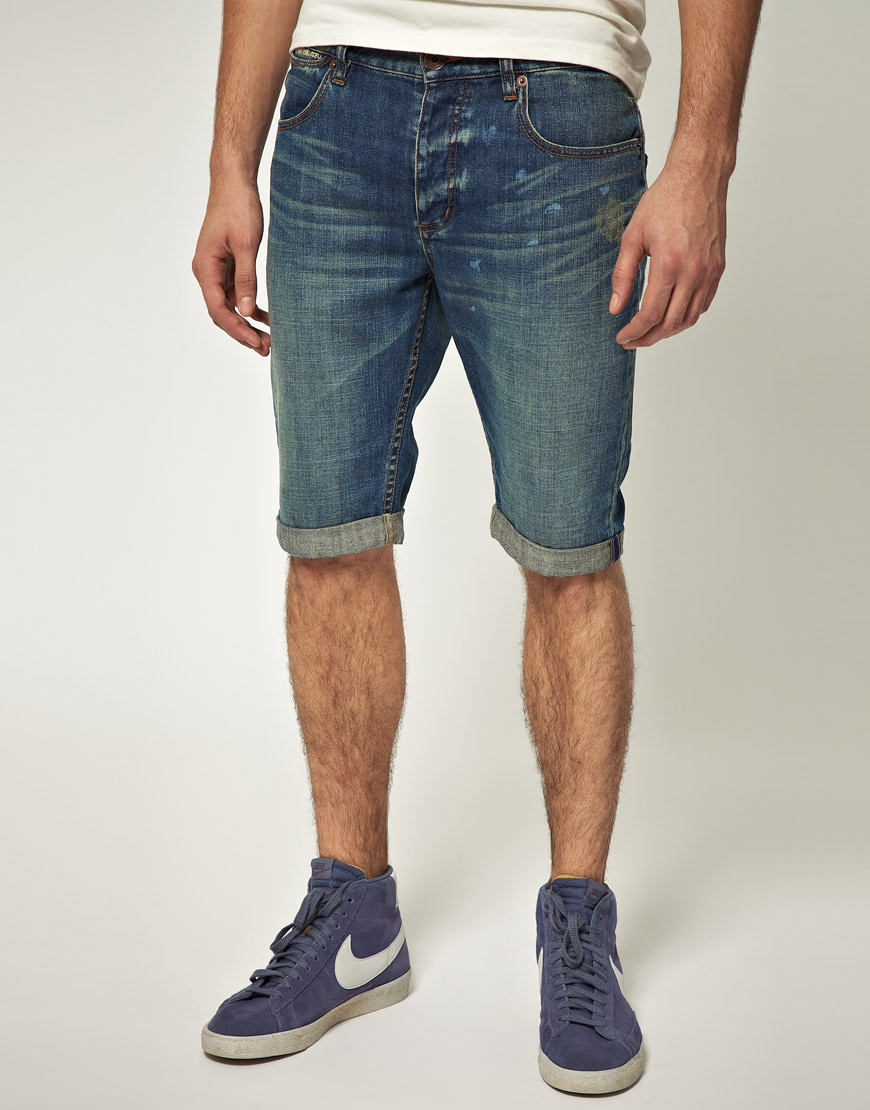 Мужские шорты своими руками фото